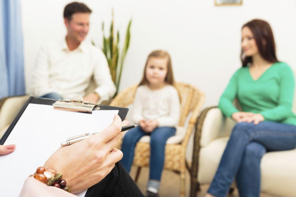 terapia criança e familia