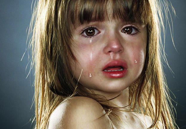 chorar criança