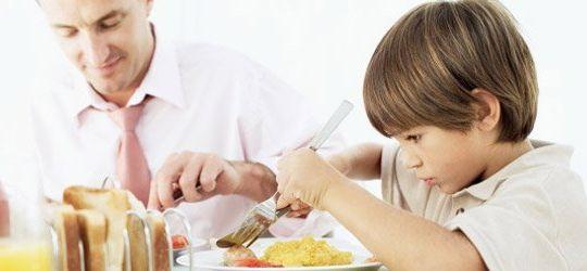 alimentação e desenvolvimento da fala