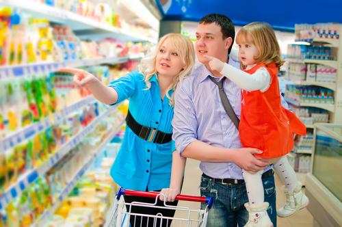 criança-supermercado