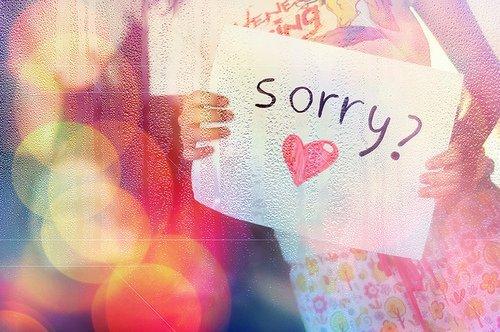 desculpa