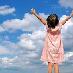 ensinar gratidão para crianças