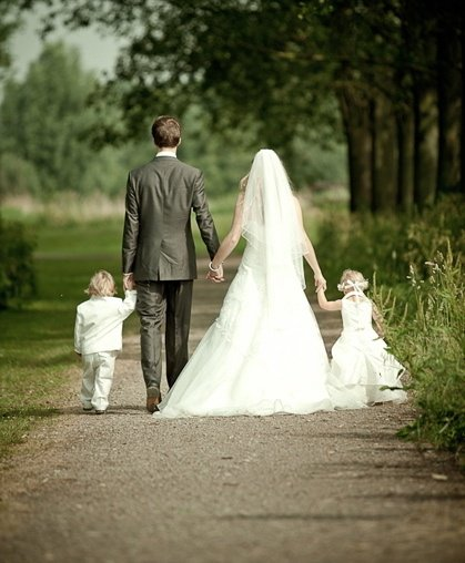casamento e filhos