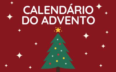 Capa calendario do advento